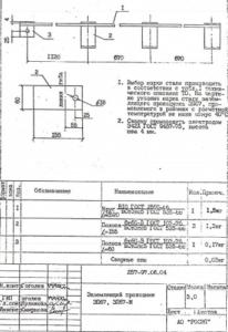 Заземляющий проводник ЗП-67 (Л57-97)